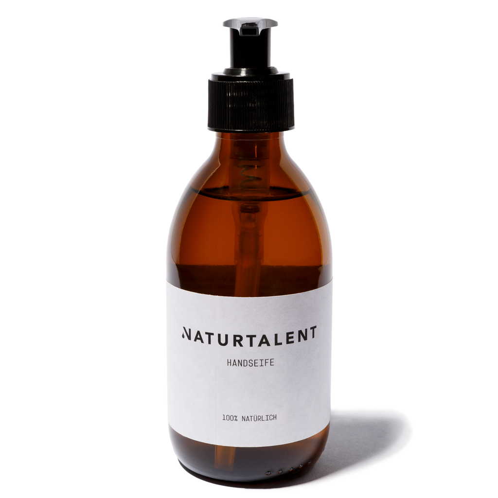 Handseife 250ml - Naturtalent Cosmetics