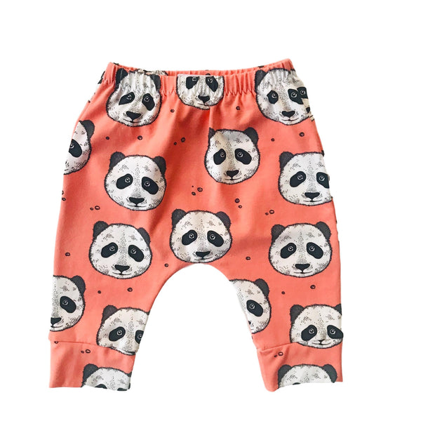 Panda Peculiar Organic Cotton Trousers