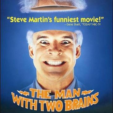 The man with 2 brains