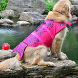 Mermaid Dog Life Vest, , Unicorn Rhapsody, unicorn products, unicorn stuff