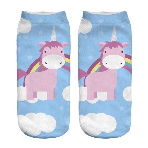 Ugly but Cute socks, , Unicorn Rhapsody, unicorn products, unicorn stuff