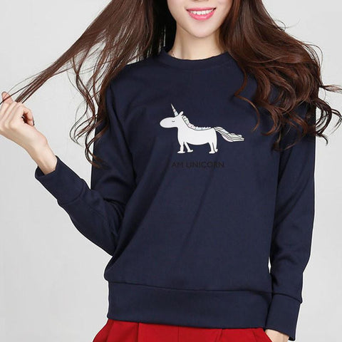 Sleepy Unicorn Sweatshirt, , Unicorn Rhapsody, unicorn products, unicorn stuff