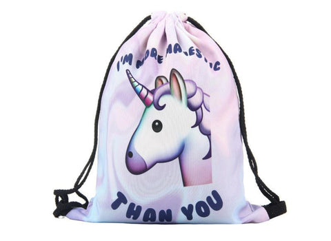 I'm More Majestic Than You- Unicorn Bag, , Unicorn Rhapsody, unicorn products, unicorn stuff