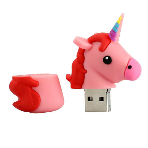 Unicorn emoji USB Flash Drive, , Unicorn Rhapsody, unicorn products, unicorn stuff