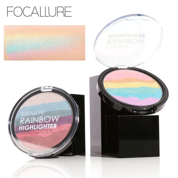 Unicorn Rainbow Highlighter Powder