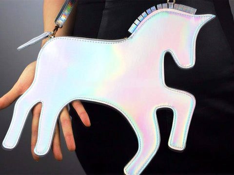 Slick Guy Unicorn Purse, , Unicorn Rhapsody, unicorn products, unicorn stuff