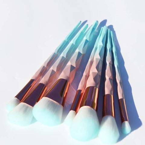 Unicorn Diamond Make Up Brushes, , Unicorn Rhapsody, unicorn products, unicorn stuff