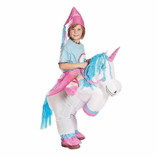 kids Inflatable Unicorn Costume, , Unicorn Rhapsody, unicorn products, unicorn stuff