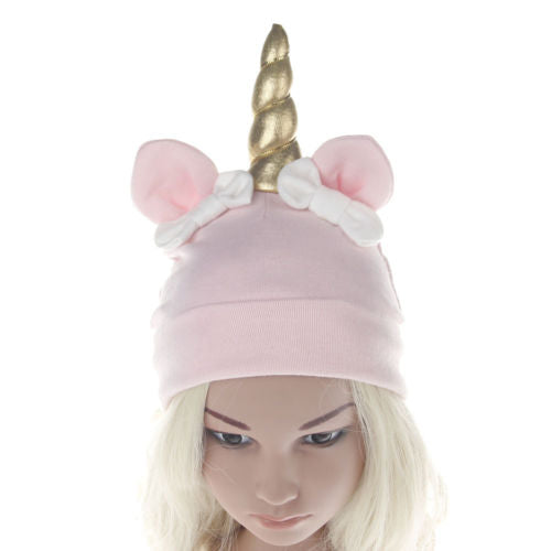 Winter Warm Unicorn Beanie Hat for Babes and Toddlers – Unicorn Rhapsody 583dd8812f5