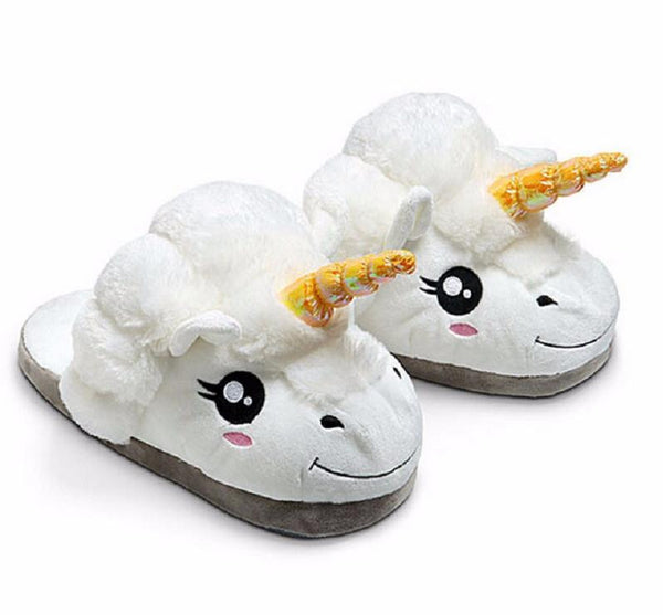 Smiley Creepy Slippers | 4 styles | all Sizes, , Unicorn Rhapsody, unicorn products, unicorn stuff