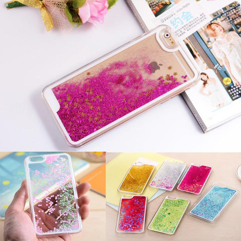 Unicorn Glitter Liquid Case (iPhone 6,6s), , Unicorn Rhapsody, unicorn products, unicorn stuff
