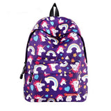Unicorn Backpack in 6 Cute Designs, , Unicorn Rhapsody, unicorn products, unicorn stuff