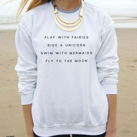 Play With Fairies, Ride A Unicorn, Swim With Mermaids....., , Unicorn Rhapsody, unicorn products, unicorn stuff