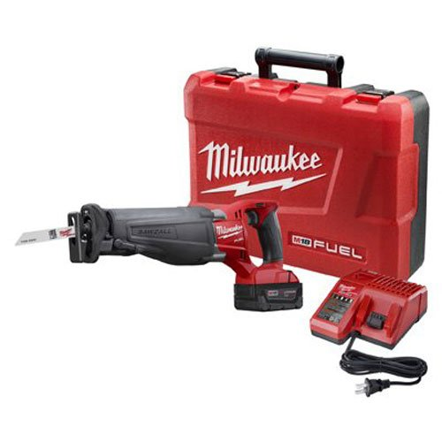 Milwaukee M18 Fuel 2720 Sawzall Review