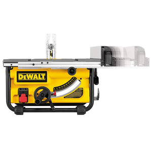 Dewalt DW745 Compact Job Site Table Saw Review