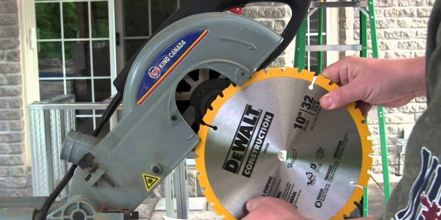 How to Choose the Best Miter Saw Blade