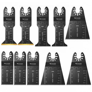 Oscillating Tool Blades for Every Home Improvement Task