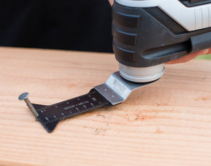 5 Essential Oscillating Tool Blades