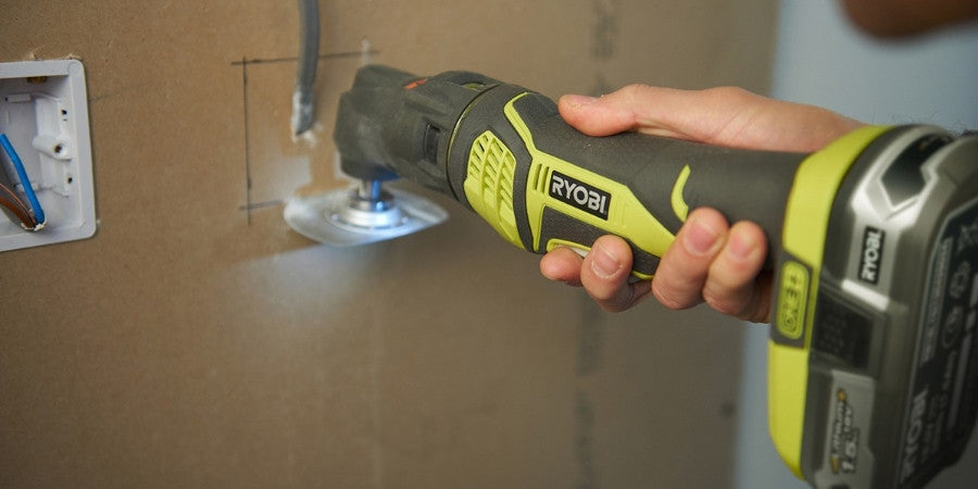 Ryobi P340 Job Plus Multi-Tool Review