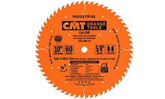 CMT Orange Tools 205.060.10 Industrial Cut-Off ATB Blade