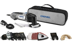 Dremel MM20-05 2.3-Amp Multi-Max Oscillating Ultimate Tool Kit with 29 Accessories