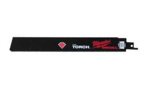 "Milwaukee Sawzall Blade 6"" Diamond Grit"