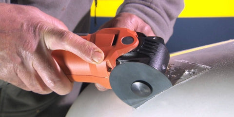 oscillating tool use
