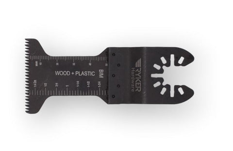 Ryker hardware Japanese saw blade