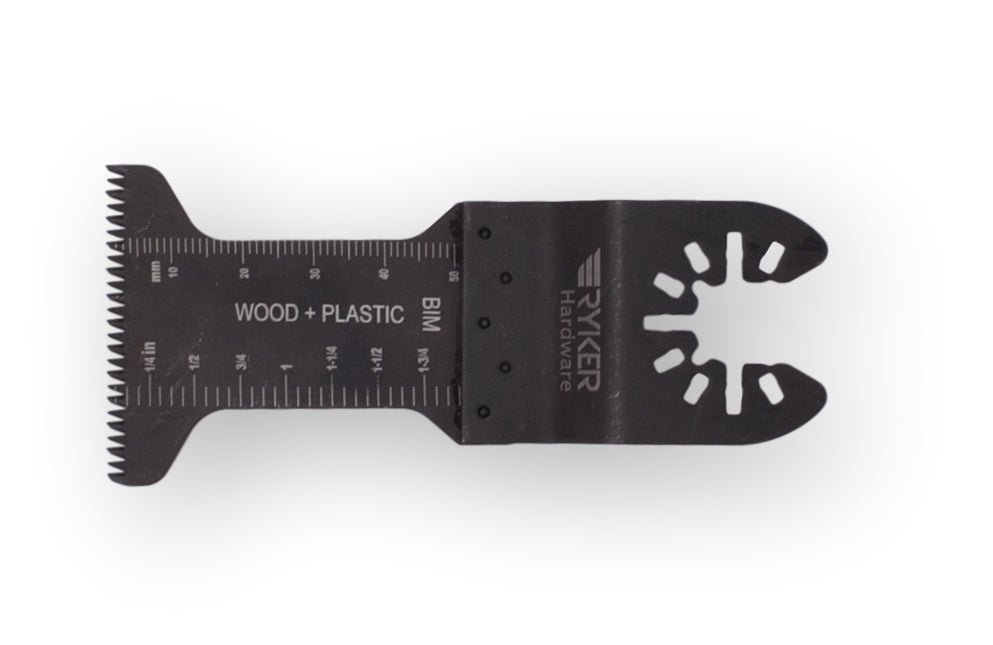 caseypowell - BiMetal Oscillating Saw Blade with Japanese Tooth - Oscillating Saw Blade - Ryker Hardware