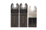 caseypowell - Oscillating Saw Blade Set - 3 Piece Set - Oscillating Saw Blade Set - Ryker Hardware