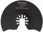 Semi-Circular Oscillating Saw Blade - Ryker Hardware