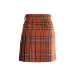 Royal Stewart Muted Mini Kilt (49cm length)
