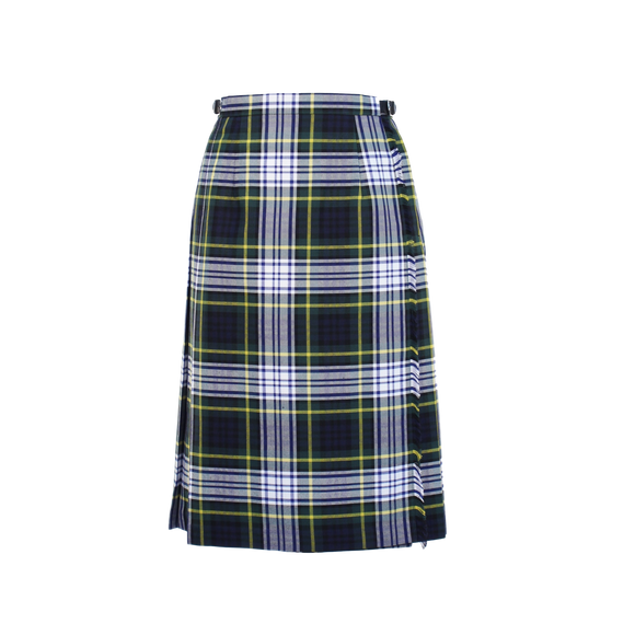 Dress Gordon School Kilt - Full Length 73cm