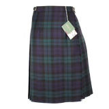 Black Watch Short Kilt (52cm Length)