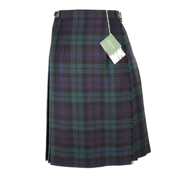 Black Watch Midi Kilt