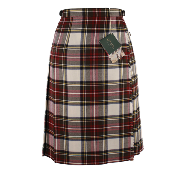Dress Stewart Muted Midi Kilt (59cm length)