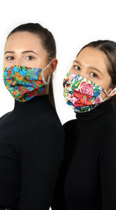 Reusable Face Masks - Pack of 5 (Assorted Mix)