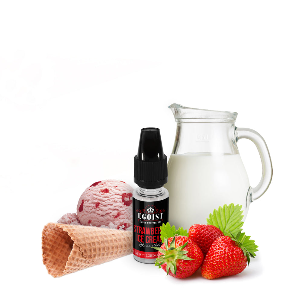 STRAWBERRY ICE CREAM MINI