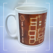 Orange Team: Maze Mug