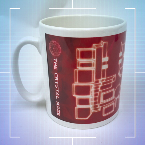 Red Team: Maze Mug