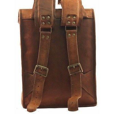 Men's Leather Backpack Online