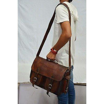 Laptop Messenger Satchel Bag
