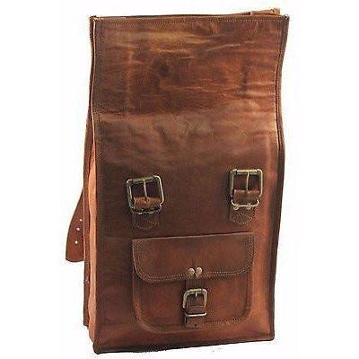 Leather Men's Backpack Bag