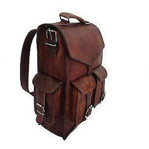 Messenger Backpack Rucksack Laptop Bag