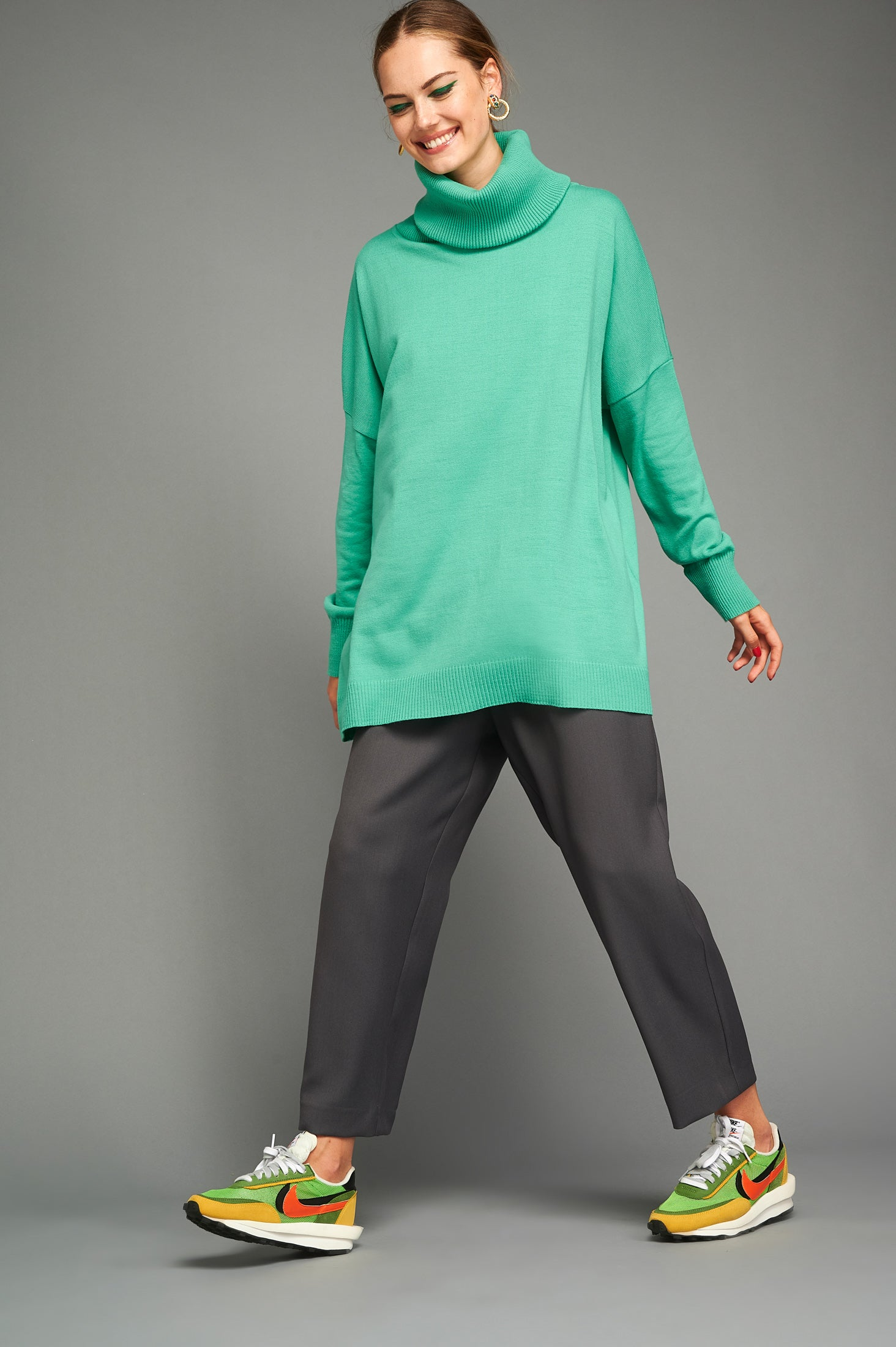 Elin Sweater (Mint)
