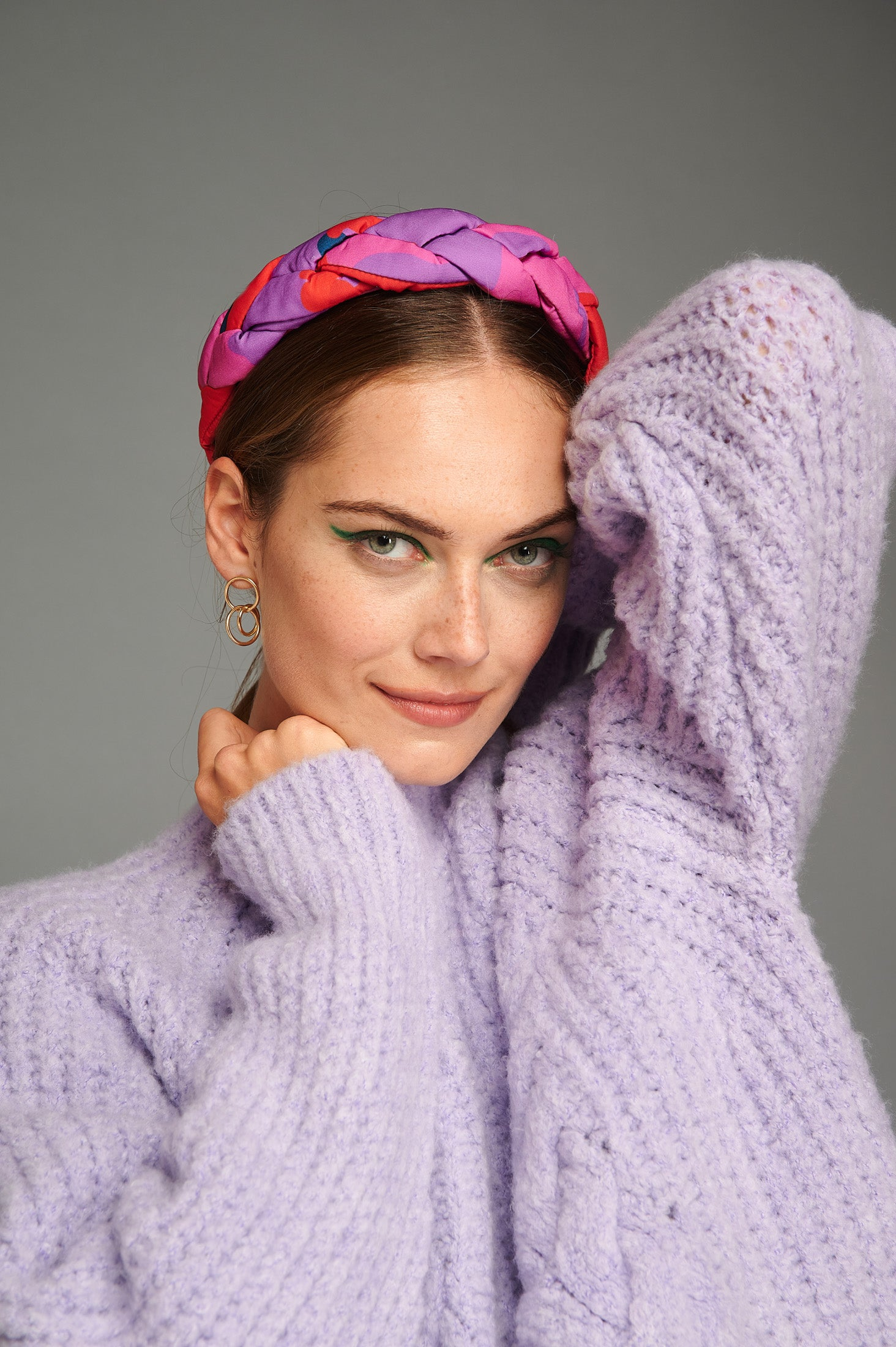 Fania Sweater (Lilac)