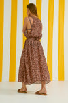 Joey Dress (Leopard)