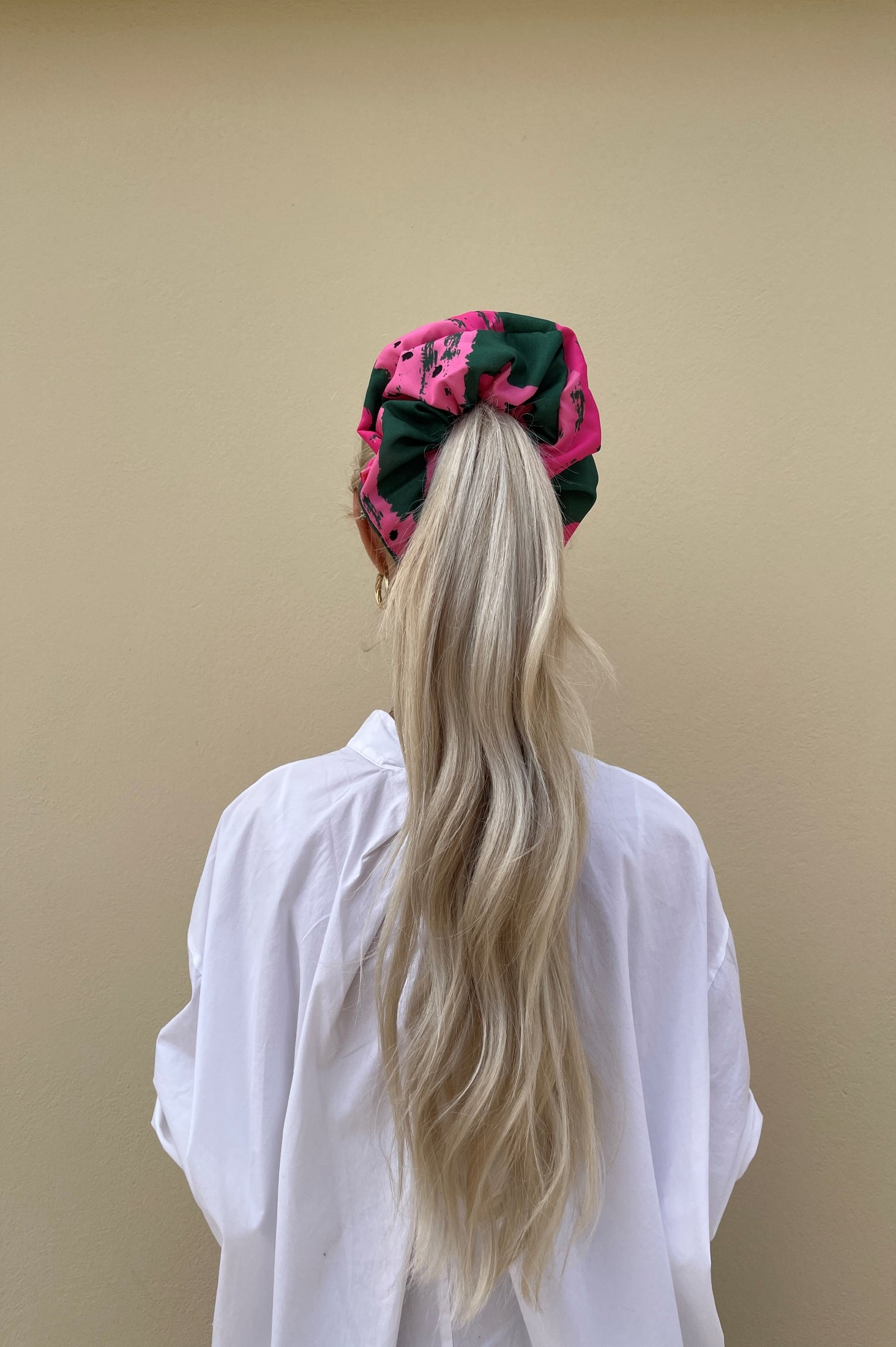 Tribe Scrunchie (Watermelon)