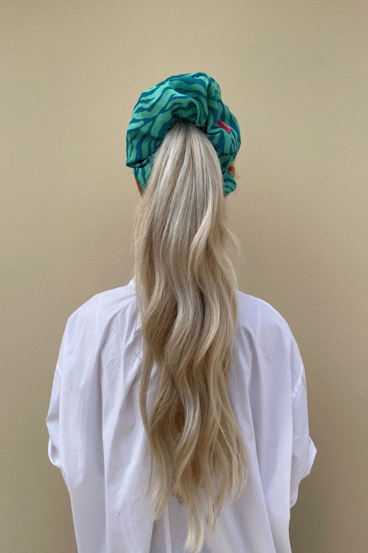 Tribe Scrunchie (Mint)