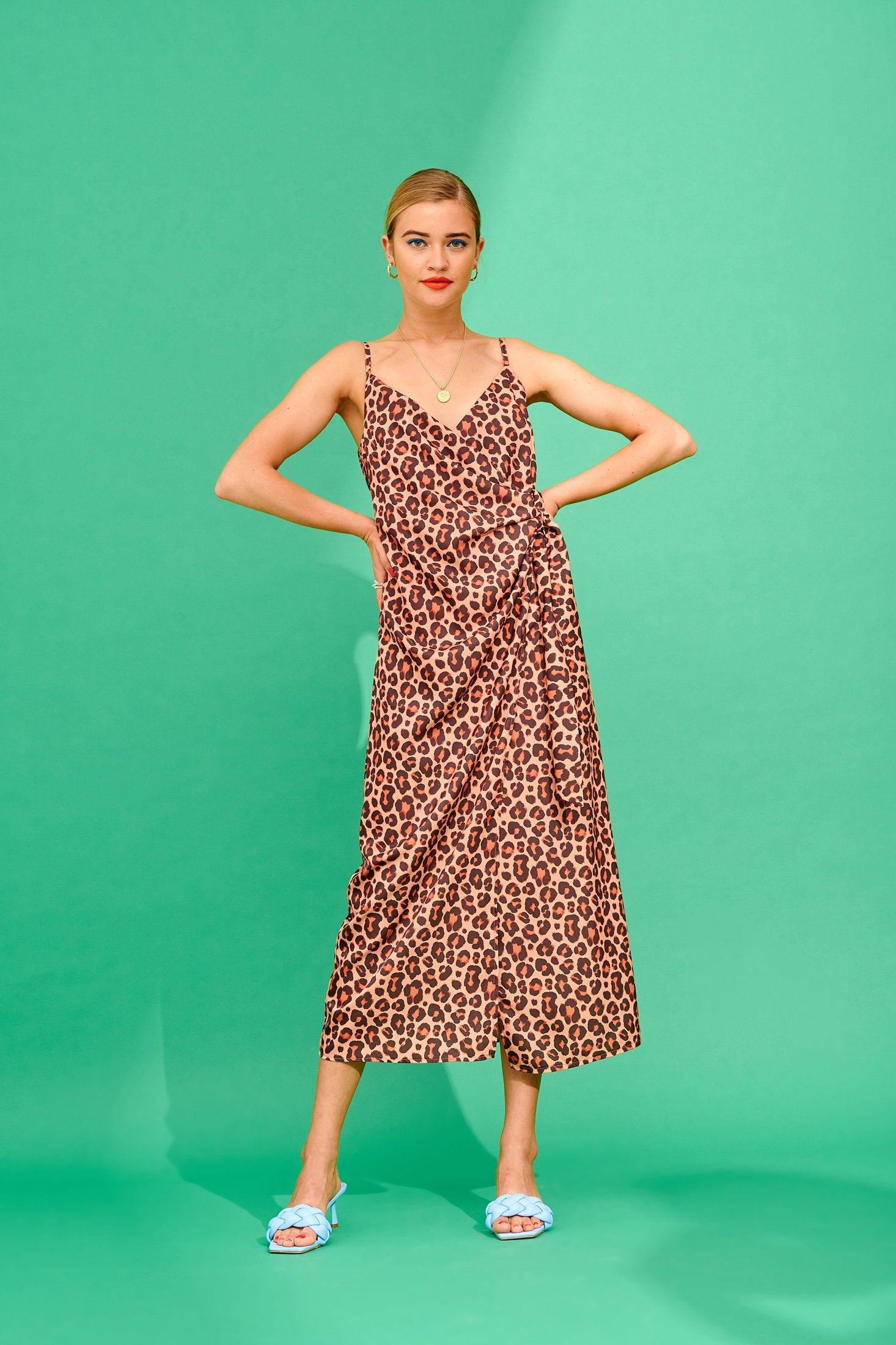 Jessie Dress Dresses Karavan Clothing